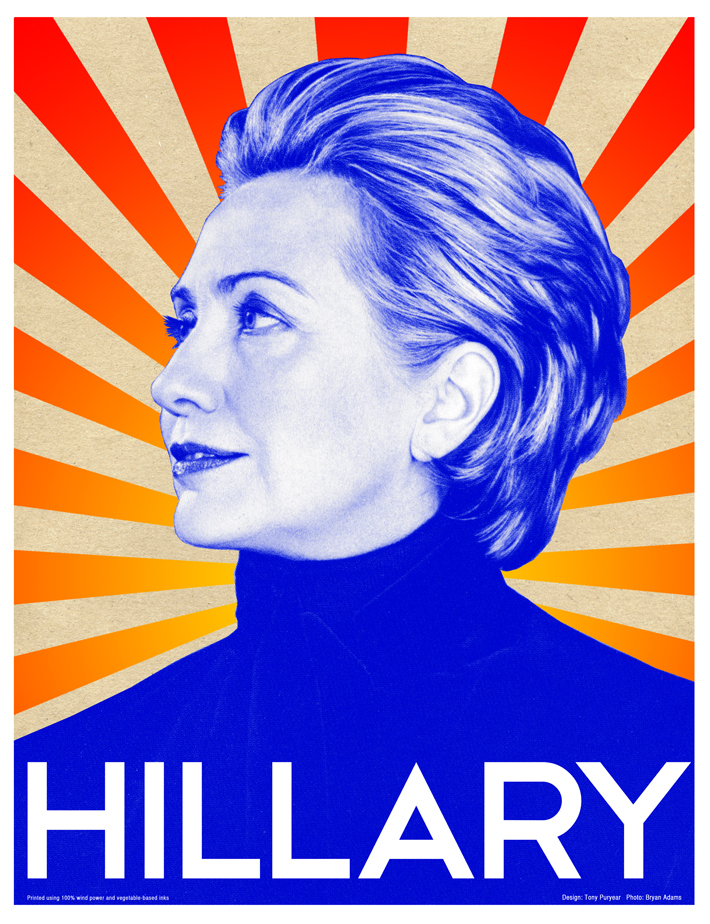 this page contains all information about these are the best presidential campaign posters of all
