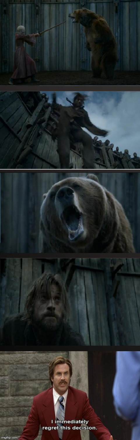 GAME OF THRONES generated with the Imgflip Meme Generator