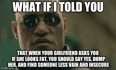 morpheus relationship advice