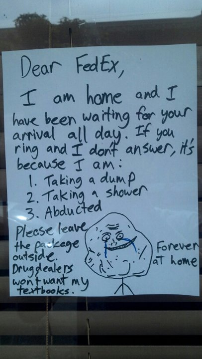 Image Tagged In Funny Notes Forever Alone Imgflip