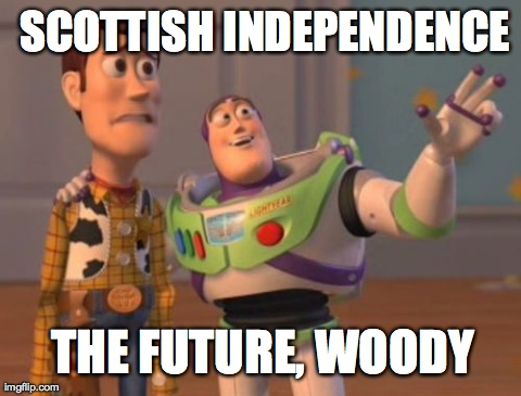 Yes Vote Woody!