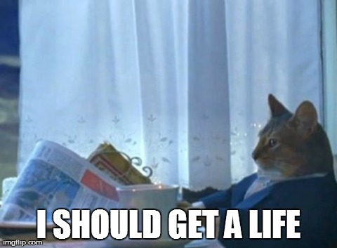 After Realizing I've Been on Reddit For Three Years...
