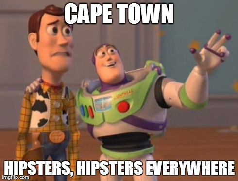 Welcome to Hipsterville
