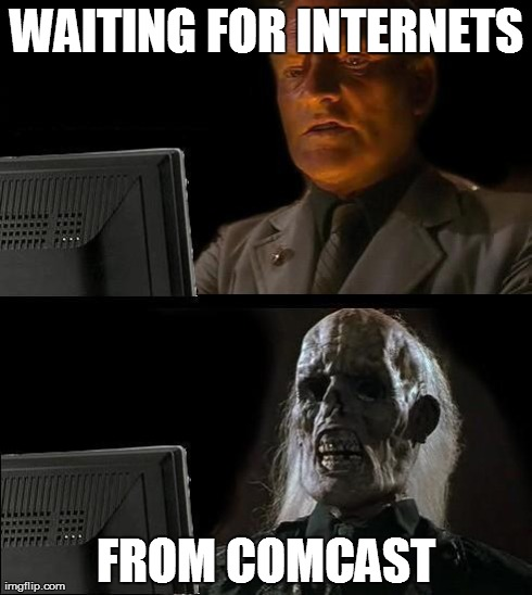 Good ole Comcast Bashing
