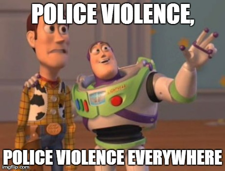 After I heard about the killing of another young man from police