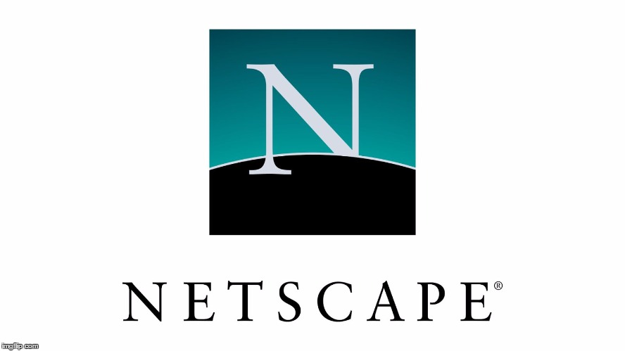netscape logo | X | image tagged in netscape logo | made w/ Imgflip meme maker