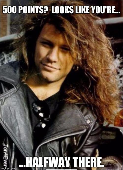 Funny Meme Bon Jovi : Bon jovi meme images so does by datalucard