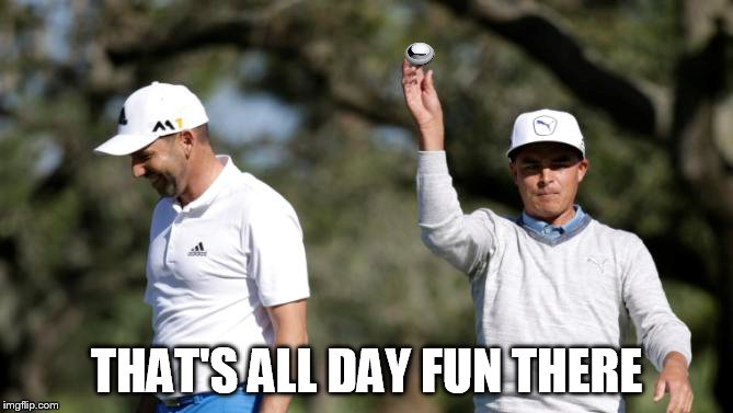 THAT'S ALL DAY FUN THERE | made w/ Imgflip meme maker