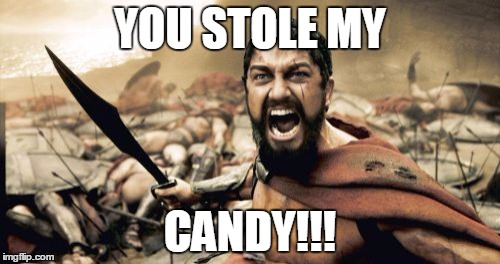 105e93 stolen candy imgflip,Candy Meme