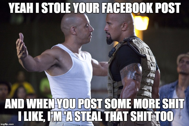 1086mx i stole your facebook post! imgflip,How Do You Post Memes On Facebook