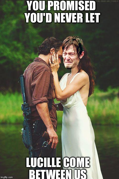 Image Tagged In Twdthe Walking Deaddaryl Walking Deaddaryl Dixon