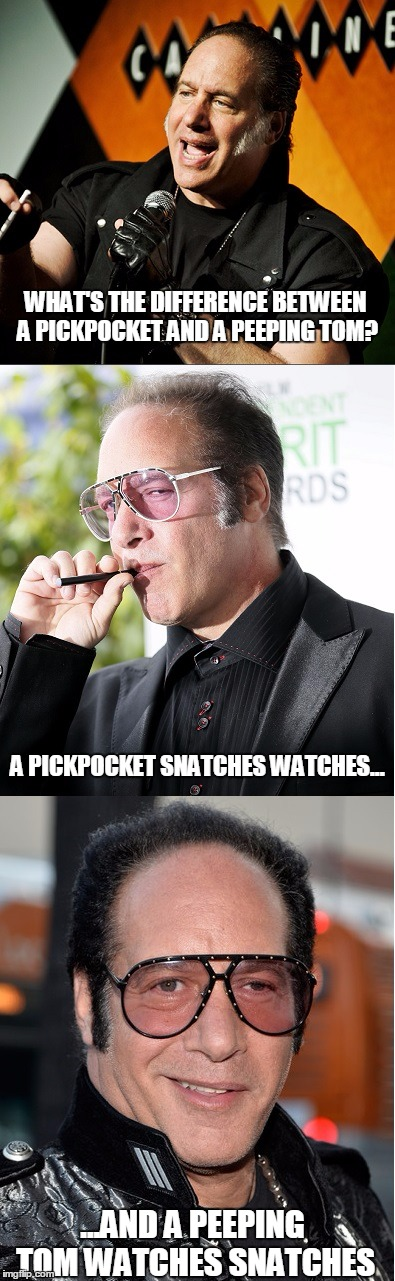 Dirty Joke Dice | WHAT'S THE DIFFERENCE BETWEEN A PICKPOCKET AND A PEEPING TOM? ...AND A PEEPING TOM WATCHES SNATCHES A PICKPOCKET SNATCHES WATCHES... | image tagged in dirty joke dice,andrew dice clay,peeping tom,original meme,nsfw | made w/ Imgflip meme maker