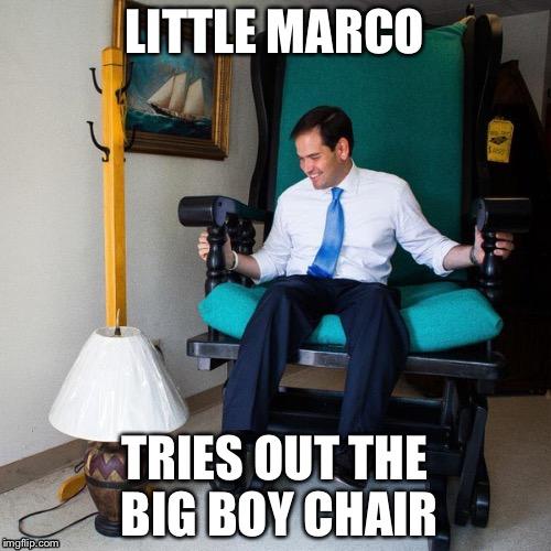 Little Marco Imgflip