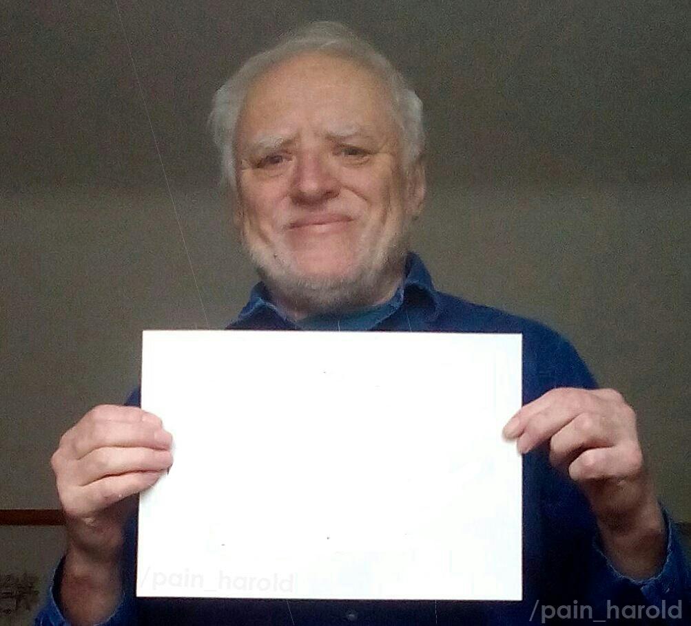 Harold blank blank template imgflip high quality harold blank blank meme template pronofoot35fo Images