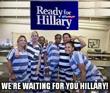 WE'RE WAITING FOR YOU HILLARY! | made w/ Imgflip meme maker