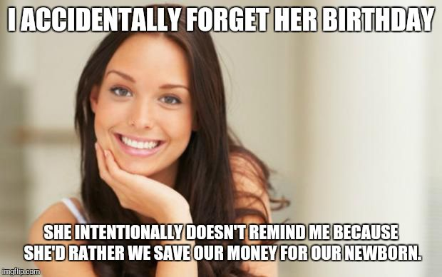 Funny Meme For Newborn : My wife and i are really low key when it comes to birthdays she