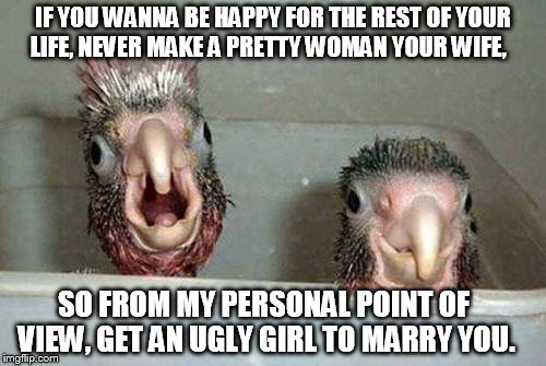 Funny Meme Ugly Girl : Ace six signs to identify ugly girls part ii