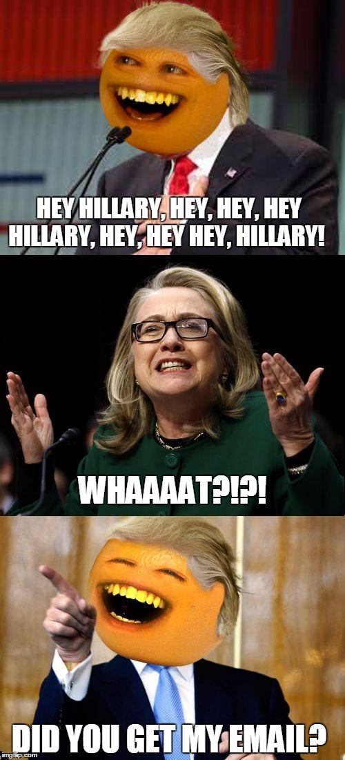 Annoying Trump - Imgflip