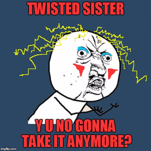 "Just exactly how long can we keep the ""Y U No Guy Weekend"" going? Lol :) 