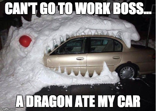 Funny Work Boss Meme : Dragons imgflip