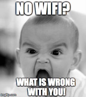 Image result for no wifi meme