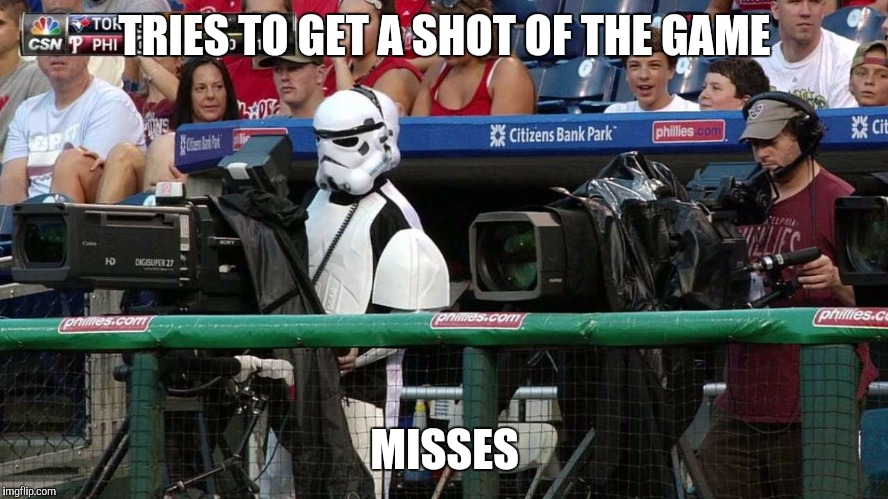 TRIES TO GET A SHOT OF THE GAME MISSES | made w/ Imgflip meme maker