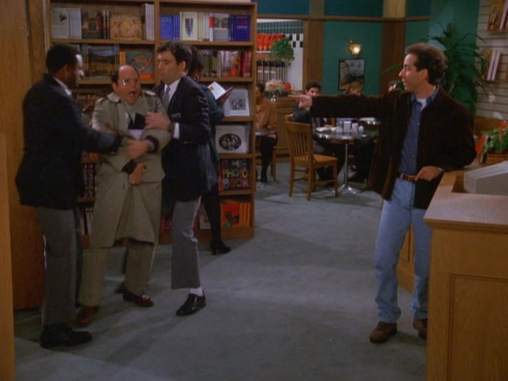 Image result for swarm swarm seinfeld