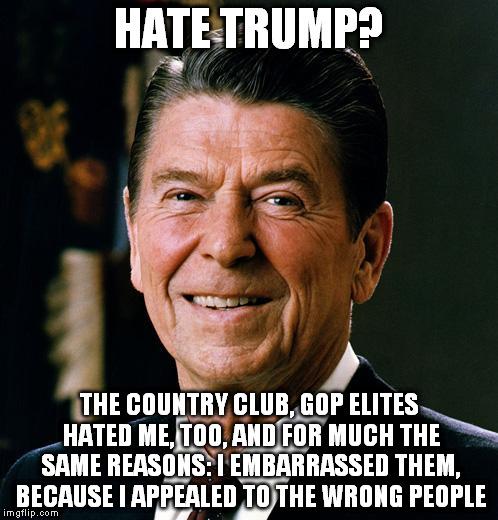 Ronald Reagan Face Imgflip