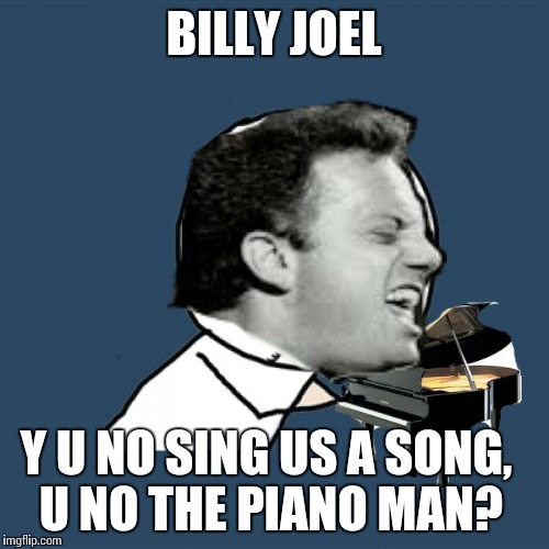 Billy joel piano man single