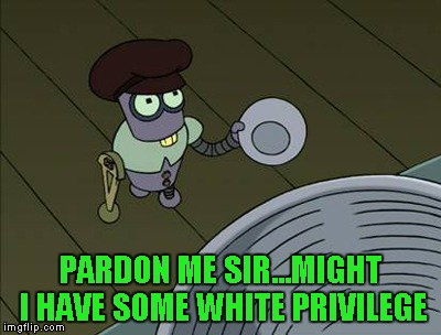 PARDON ME SIR...MIGHT I HAVE SOME WHITE PRIVILEGE | made w/ Imgflip meme maker