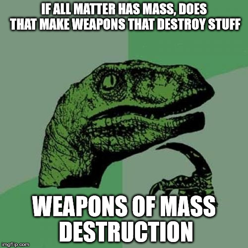 weapons of mass destruction are bad essay Persuasive essay - free download as it is so bad in fact that a whole idea countering weapons of mass destruction strategy and the fiscal year 2016.