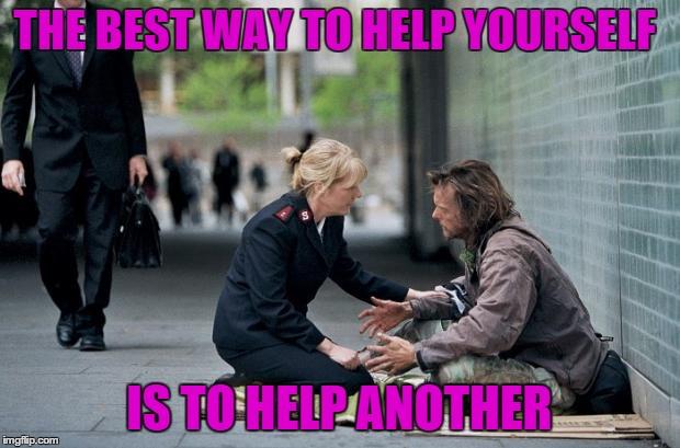 Helping Homeless Imgflip