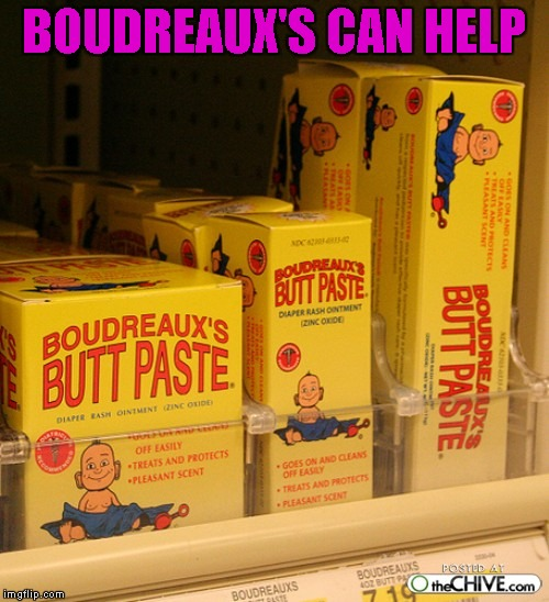 BOUDREAUX'S CAN HELP | made w/ Imgflip meme maker