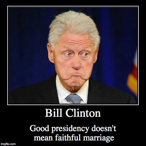 Bill Clinton - Imgflip
