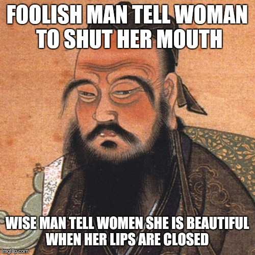 """confucius and the perfect gentleman Although confucius does not mention """"leaders"""" or """"leadership"""" directly, many of  his teachings on government and becoming a """"gentlemen"""" can."""