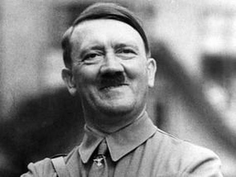 Image result for hitler smile
