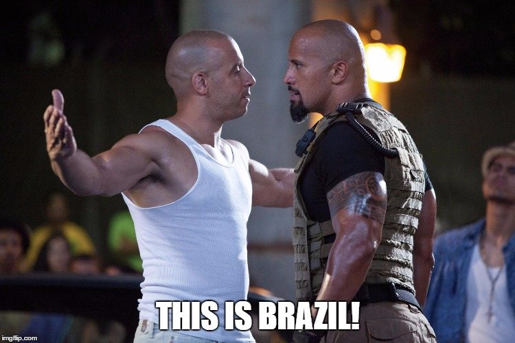 This is Brazil! - Imgflip