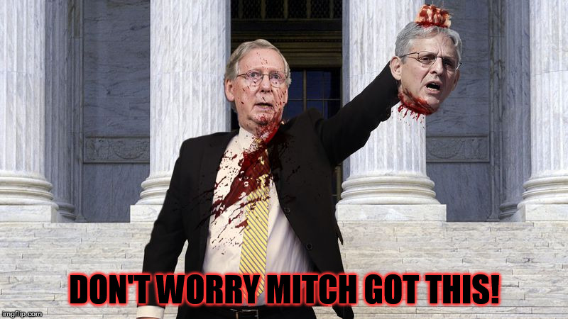 DON'T WORRY MITCH GOT THIS! | made w/ Imgflip meme maker