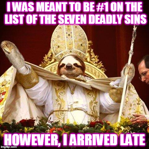 """Sloth"" 