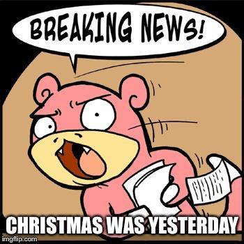 Slowpoke Breaking News