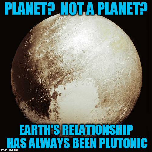 planet pluto not a meme - photo #40