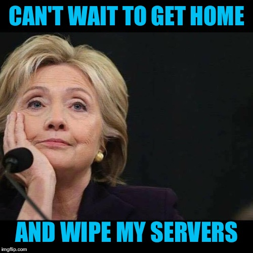 CAN'T WAIT TO GET HOME AND WIPE MY SERVERS | made w/ Imgflip meme maker