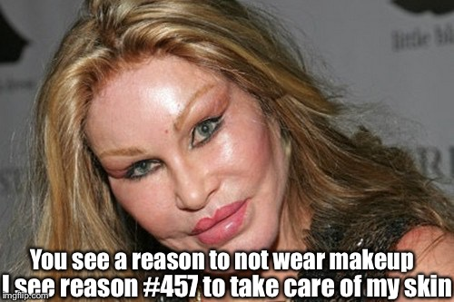 too much makeup,makeup addict,catwoman