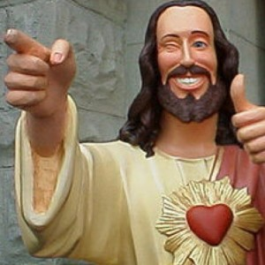115quf buddy christ easter blank template imgflip