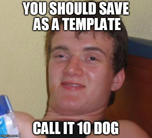 10 Guy Meme | YOU SHOULD SAVE AS A TEMPLATE CALL IT 10 DOG | image tagged in memes,10 guy | made w/ Imgflip meme maker