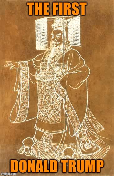 shi huangdi biography
