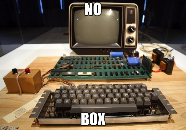 NO; BOX | made w/ Imgflip meme maker