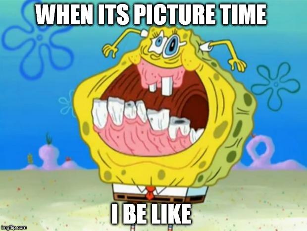 Spongebob Trollface - Imgflip