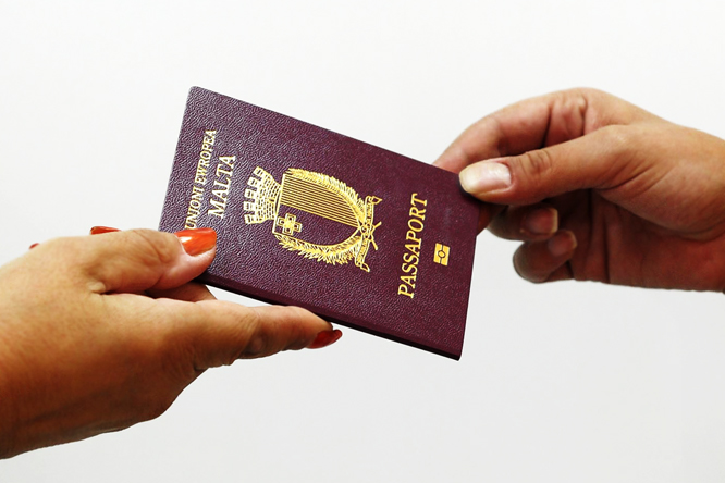 malta passport Meme Generator - Imgflip