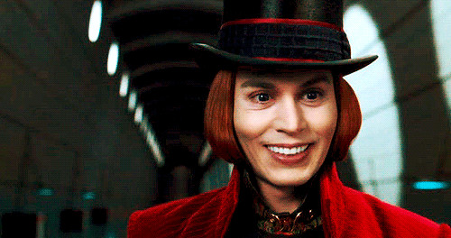 Willy Wonka Smile Meme Template
